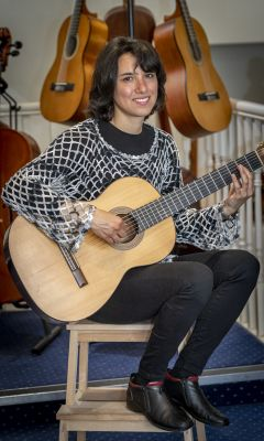 Daniela Rossi plays music by British composer Vincent Lindsey-Clark
